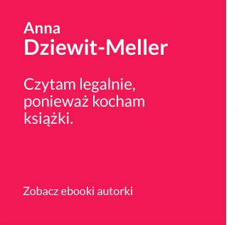 Antypiracimy - autor - Anna Dziewit-Meller - czytam legalnie, ponieważ kocham książki