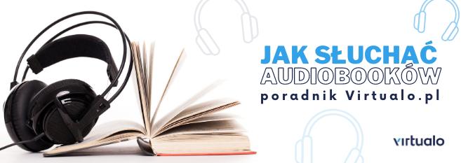 Blog - baner - Naucz się słuchać audiobooków