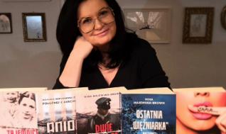 Blog - O książkach, inspiracjach i pisarskim trudzie, opowiada Nina Majewska-Brown…
