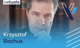 """Blog - """"Moim zadaniem jest dostarczanie  czytelnikom inteligentnej i godziwej rozrywki"""" - wywiad z Krzysztofem Bochusem"""
