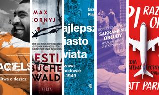 Blog - Literatura faktu – czym jest i co warto obecnie przeczytać?