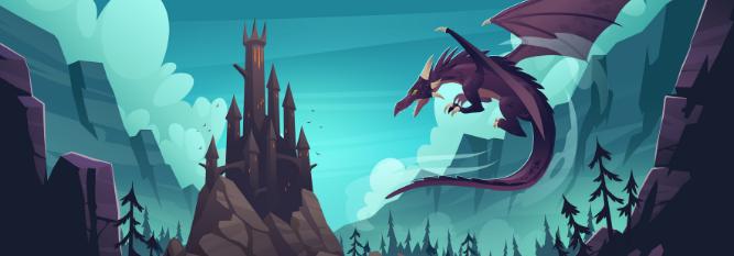 Blog - baner - 10 serii książek fantasy