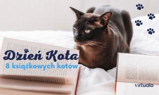 Blog - Kocie książki na Dzień Kota