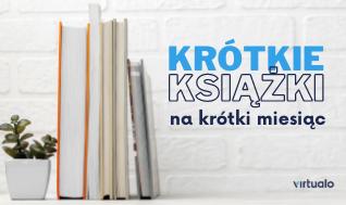 Blog - Krótkie książki na krótki miesiąc