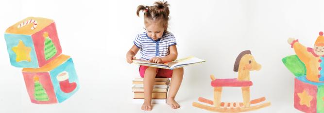 Blog - baner - Top 5 książek dla 3-latków. Te historie pokocha każdy maluch