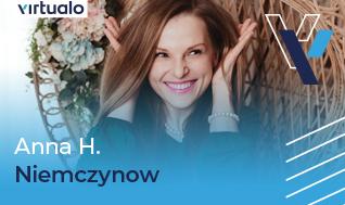 """Blog - """"Ja na swój optymizm pracuję codziennie"""" - wywiad z Anną Niemczynow"""