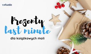 Blog - Prezenty last minute dla miłośników książek!