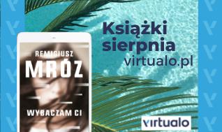 Blog - Książki sierpnia Virtualo.pl