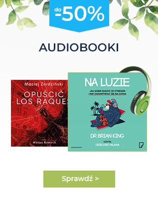 audiobooki do -50%