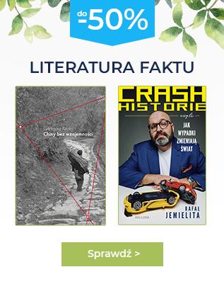 Ebooki i audiobooki. Literatura faktu