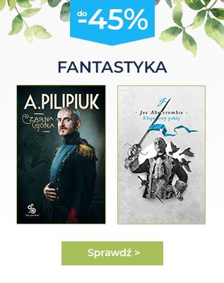 Fantastyczne ebooki i audiobooki do -50%
