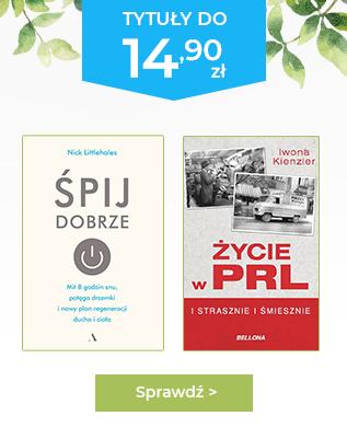Ebooki i audiobooki do 14,90 zł