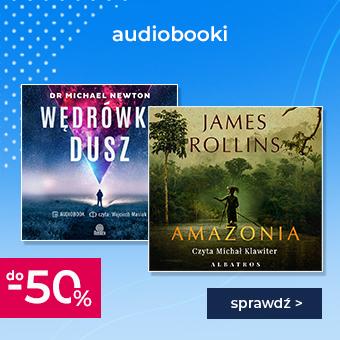 Audiobooki na stronie głównej